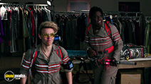 A still #7 from Ghostbusters 3 (2016) with Leslie Jones and Kate McKinnon