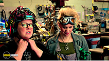 A still #1 from Ghostbusters 3 (2016) with Melissa McCarthy and Kate McKinnon