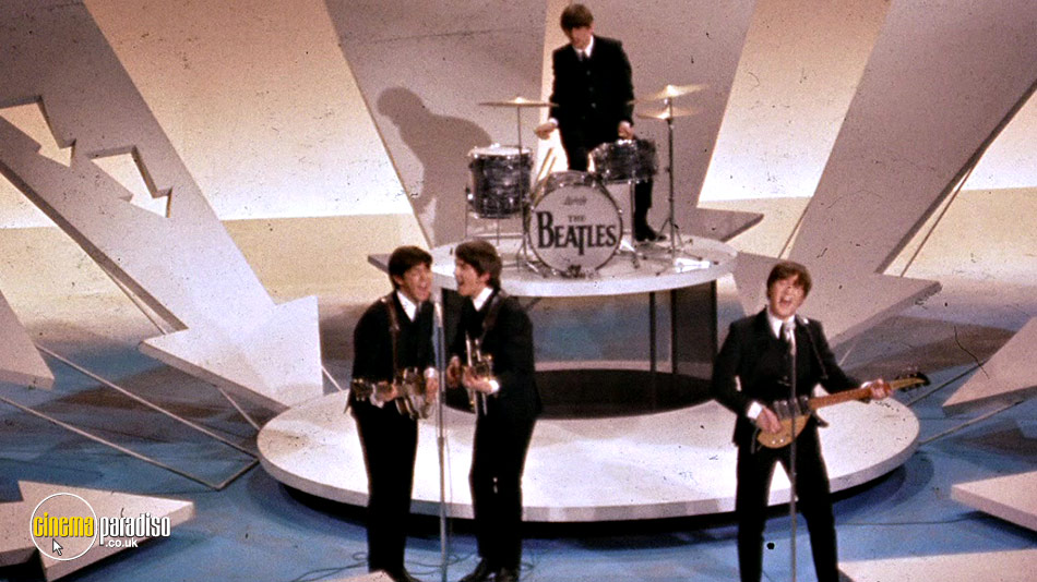Still from The Beatles: Eight Days a Week: The Touring Years