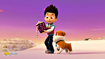 A still #44 from Paw Patrol: Pups Save Christmas (2016)