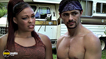 A still #4 from 2001 Maniacs: Field of Screams (2010) with Larayia Gaston and Jordan Yale Levine