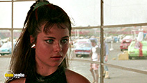 A still #1 from Dead End Drive-In (1986) with Natalie McCurry