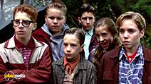A still #2 from It (1990) with Seth Green, Emily Perkins, Jonathan Brandis, Ben Heller, Brandon Crane and Adam Faraizl