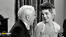 A still #1 from A King in New York (1957) with Charles Chaplin and Dawn Addams
