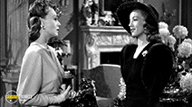A still #4 from Here Comes Mr. Jordan (1941) with Evelyn Keyes and Rita Johnson