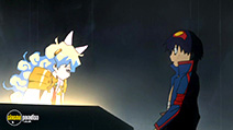 A still #50 from Gurren Lagann: Part 2 (2007)
