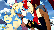 A still #45 from Gurren Lagann: Part 2 (2007)
