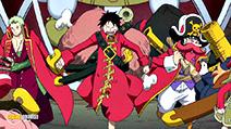 A still #7 from One Piece: Z (2012)