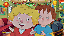 A still #25 from Horrid Henry: Horrid Henry and the Early Christmas Present (2012)