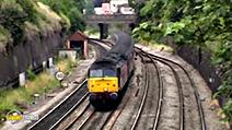 A still #43 from British Diesel Trains: Scotland (2012)