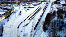 A still #2 from Railroad Alaska: Series 2 (2014)