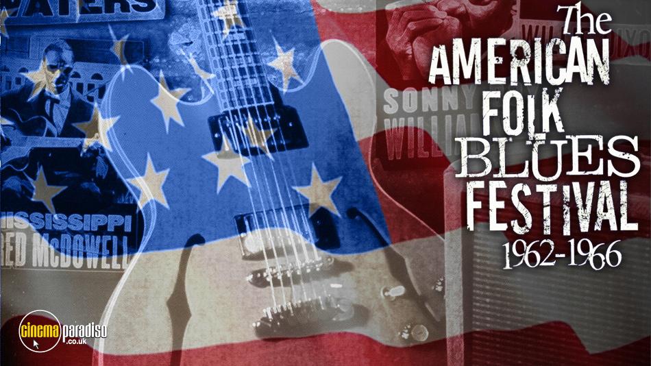 American Folk Blues Festivals online DVD rental
