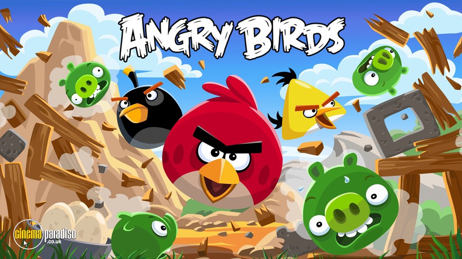 Angry Birds Toons online DVD rental