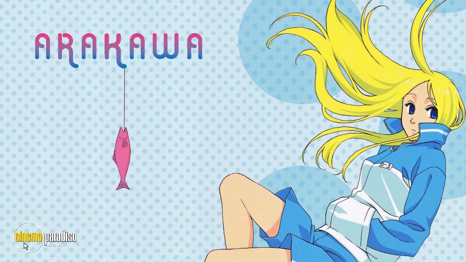 Arakawa online DVD rental