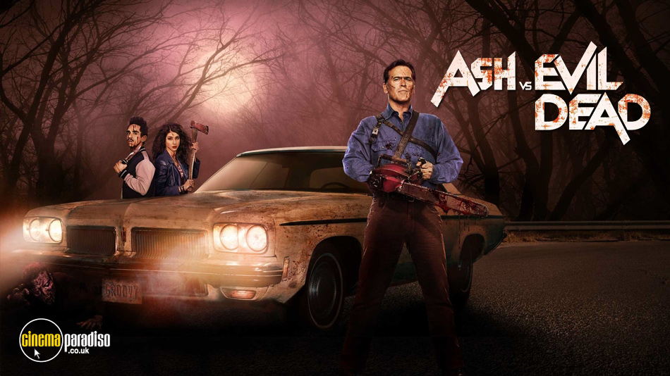 Ash vs. Evil Dead online DVD rental