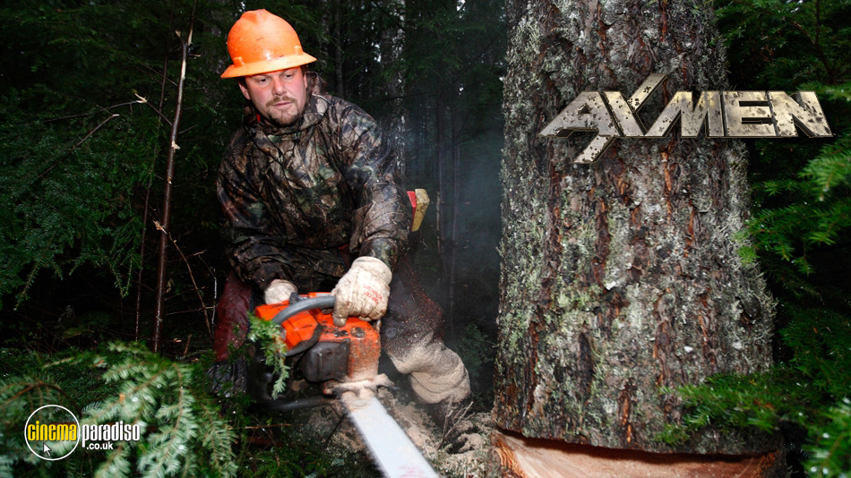 Ax Men online DVD rental