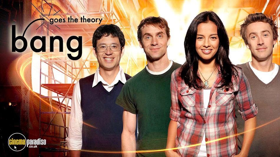 Bang Goes the Theory online DVD rental