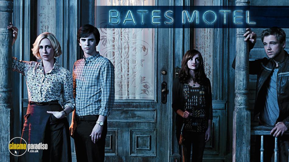 Bates Motel online DVD rental