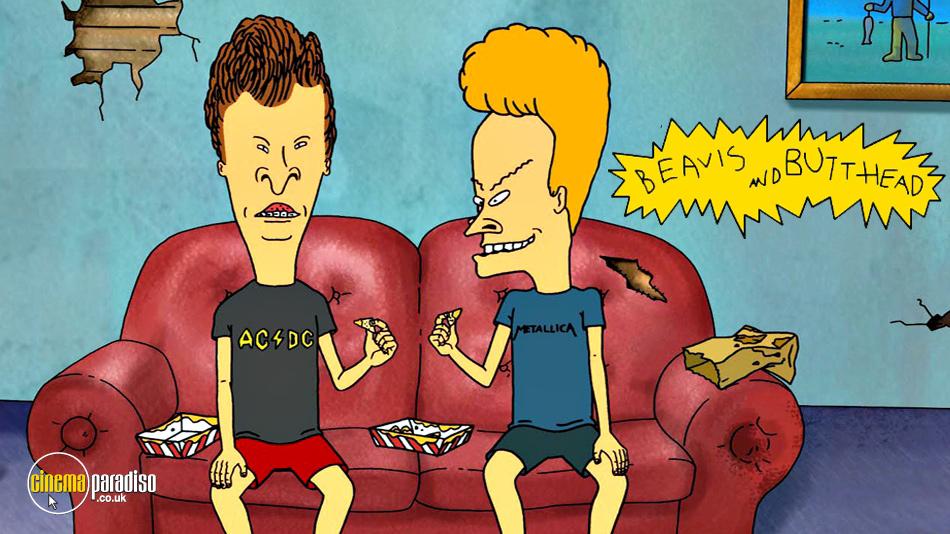 Beavis and Butt-head online DVD rental