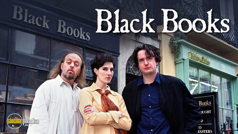 Black Books online DVD rental