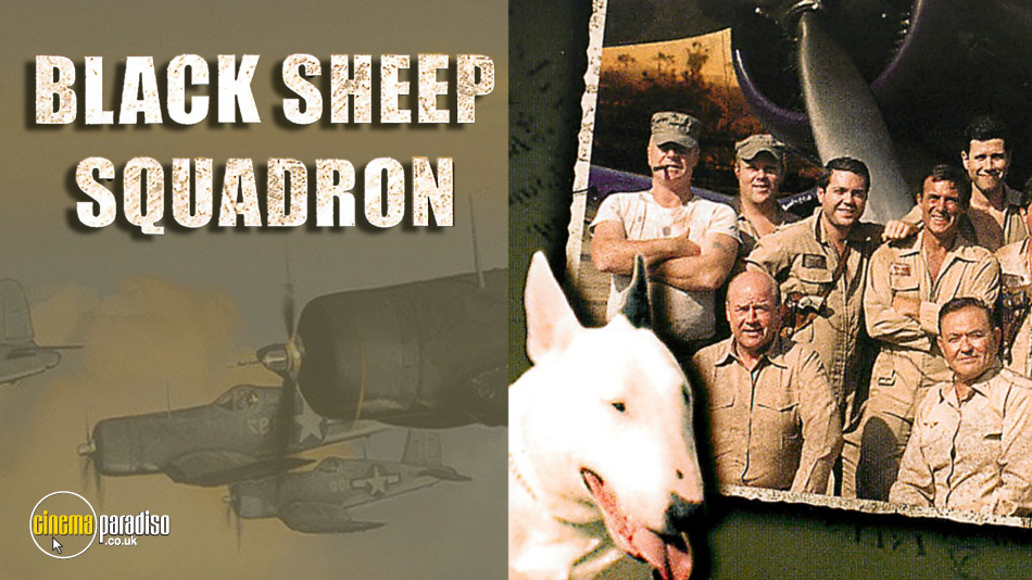 Black Sheep Squadron (aka Baa Baa Black Sheep) online DVD rental