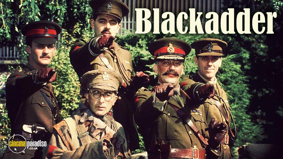 Blackadder online DVD rental