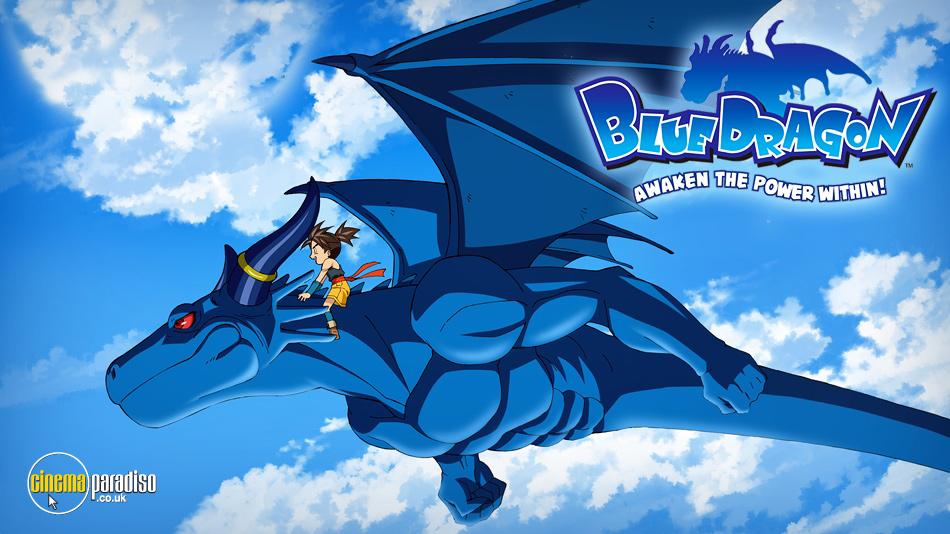 Blue Dragon online DVD rental