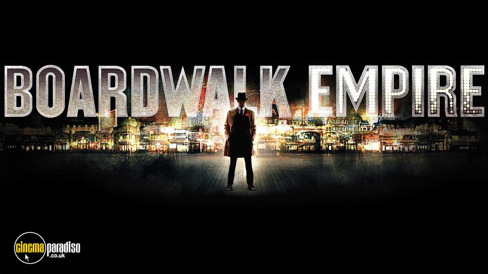 Boardwalk Empire online DVD rental
