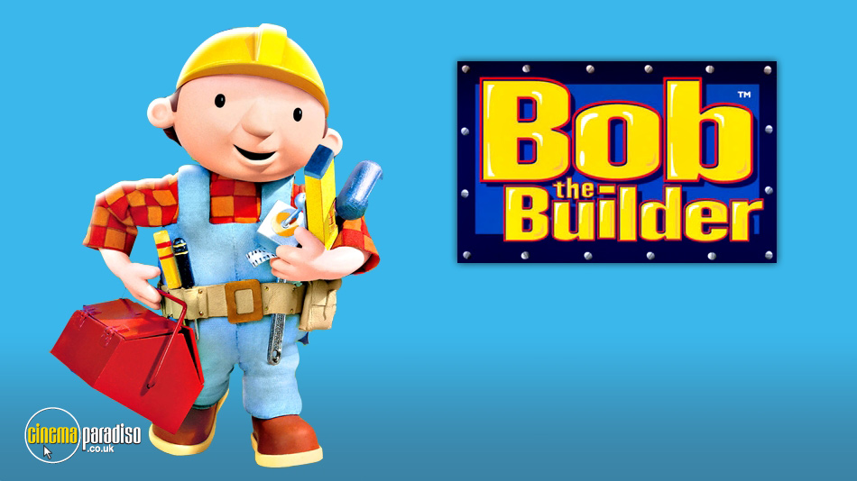 Bob the Builder online DVD rental