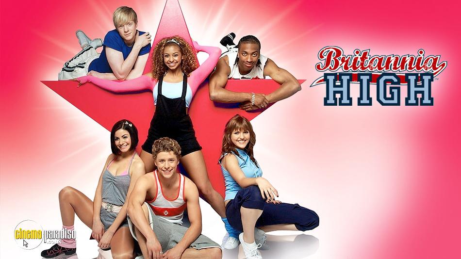 Britannia High online DVD rental