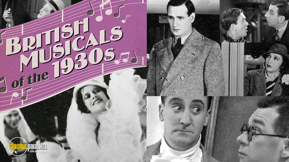 British Musicals of the 1930s online DVD rental