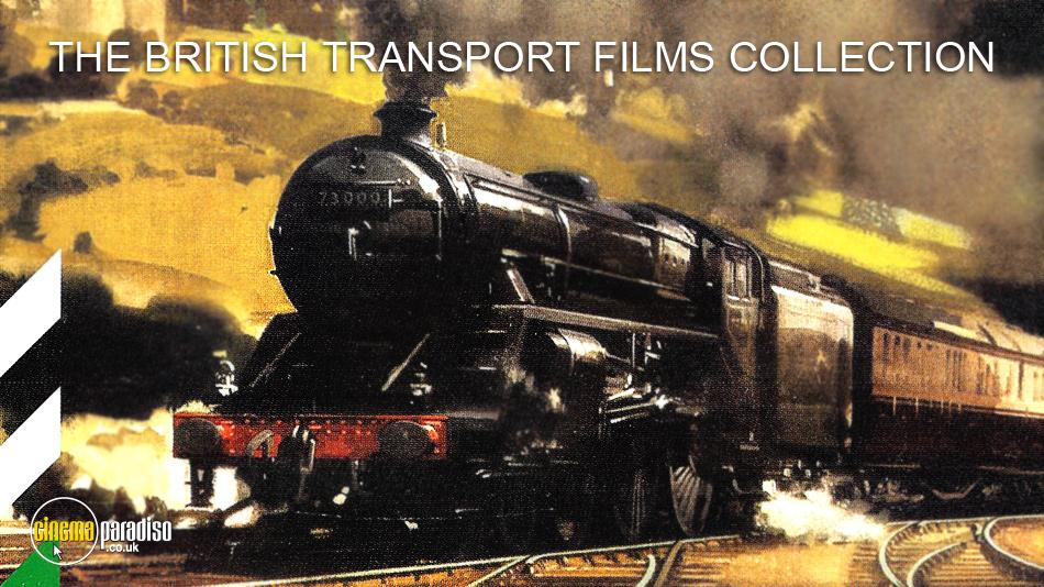 British Transport Films Series online DVD rental