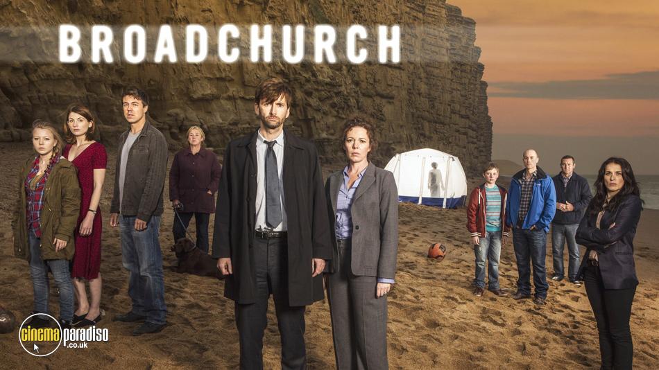 Broadchurch online DVD rental