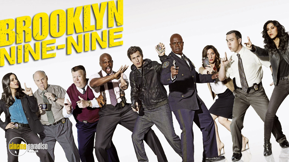 Brooklyn Nine-Nine online DVD rental