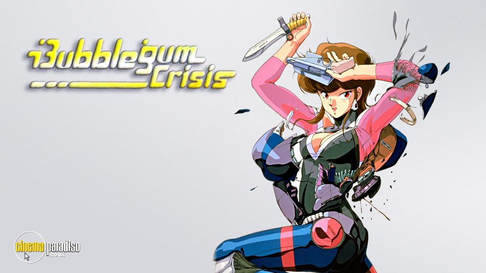 Bubblegum Crisis (aka Baburugamu kuraishisu) online DVD rental
