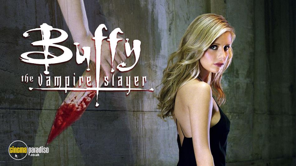 Buffy the Vampire Slayer online DVD rental