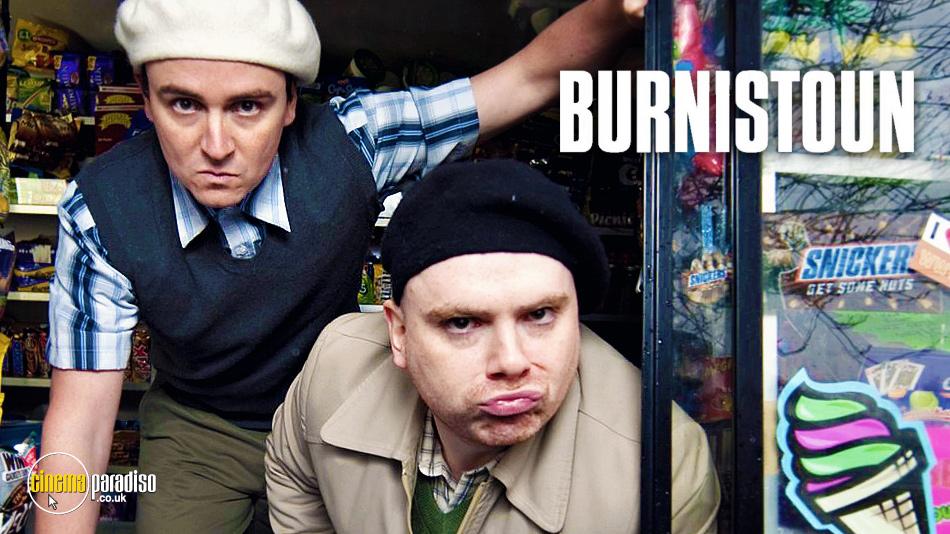 Burnistoun online DVD rental