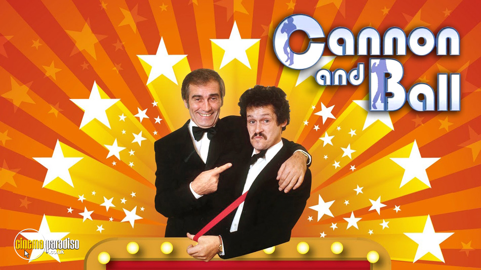 Cannon and Ball Series online DVD rental