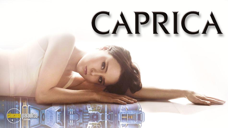 Caprica online DVD rental