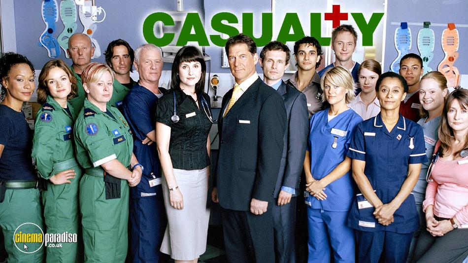 Casualty online DVD rental