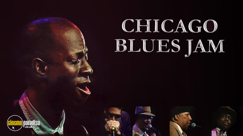 Chicago Blues Jam online DVD rental