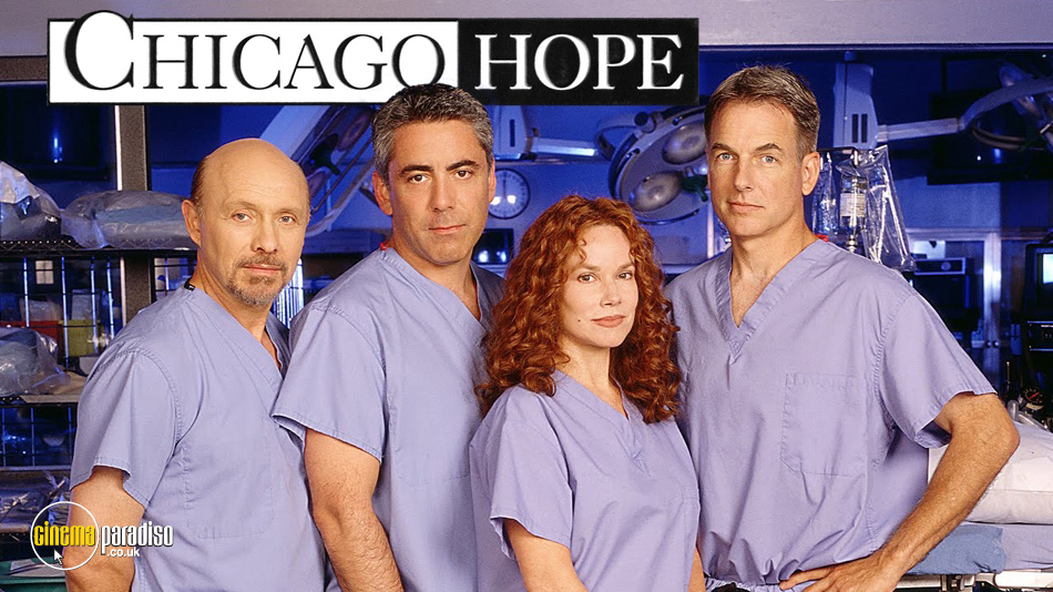 Chicago Hope online DVD rental
