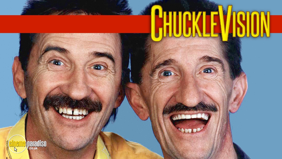 Chucklevision online DVD rental