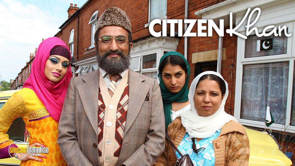 Citizen Khan online DVD rental