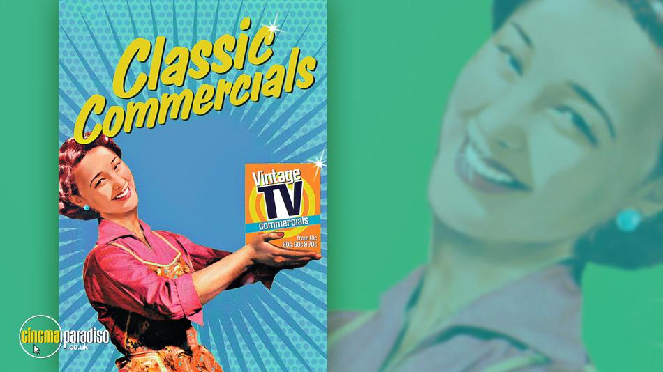 Classic Commercials online DVD rental