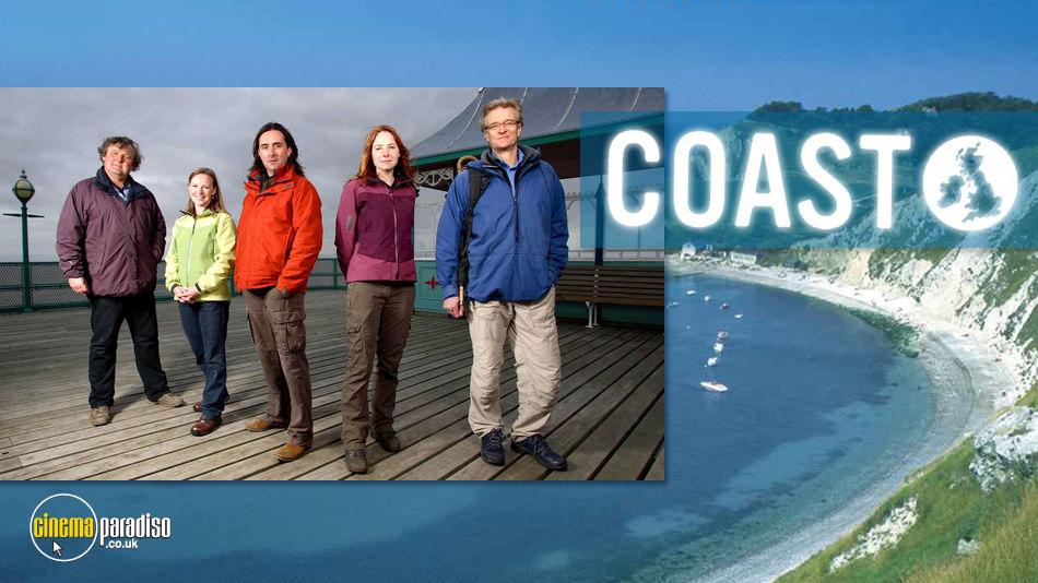 Coast online DVD rental