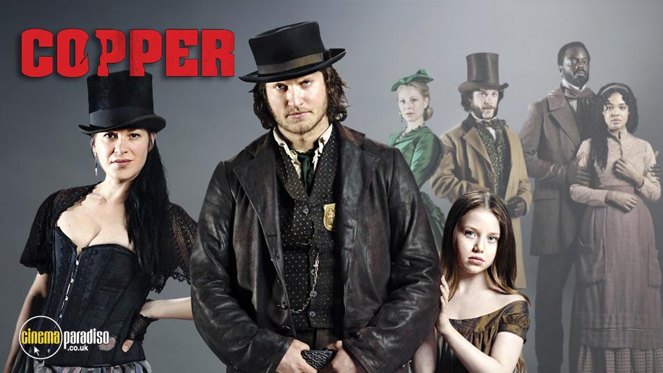 Copper online DVD rental