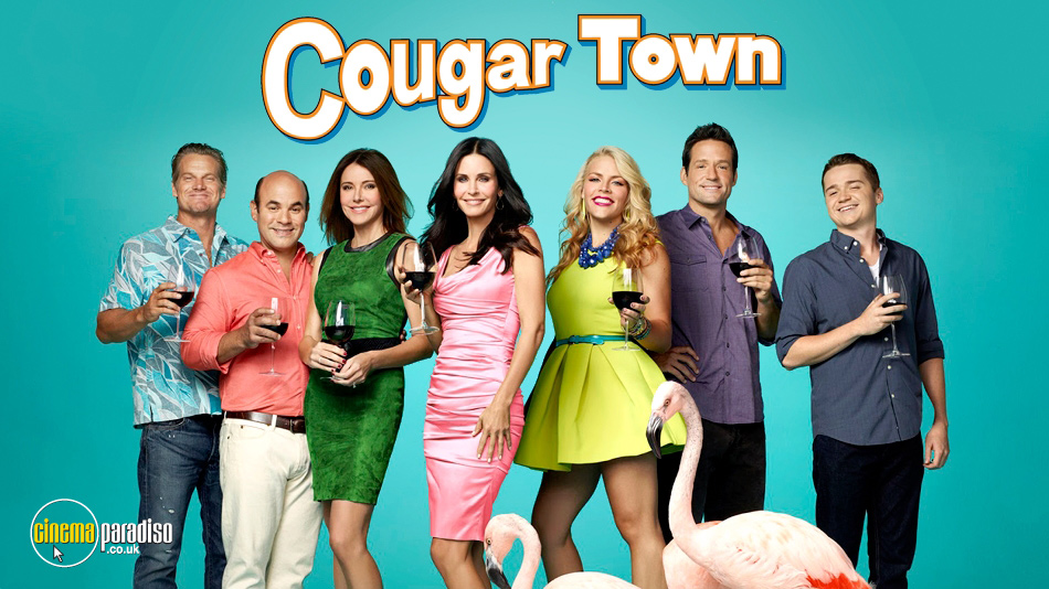 Cougar Town online DVD rental