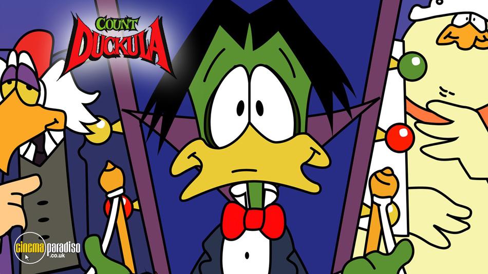 Count Duckula online DVD rental