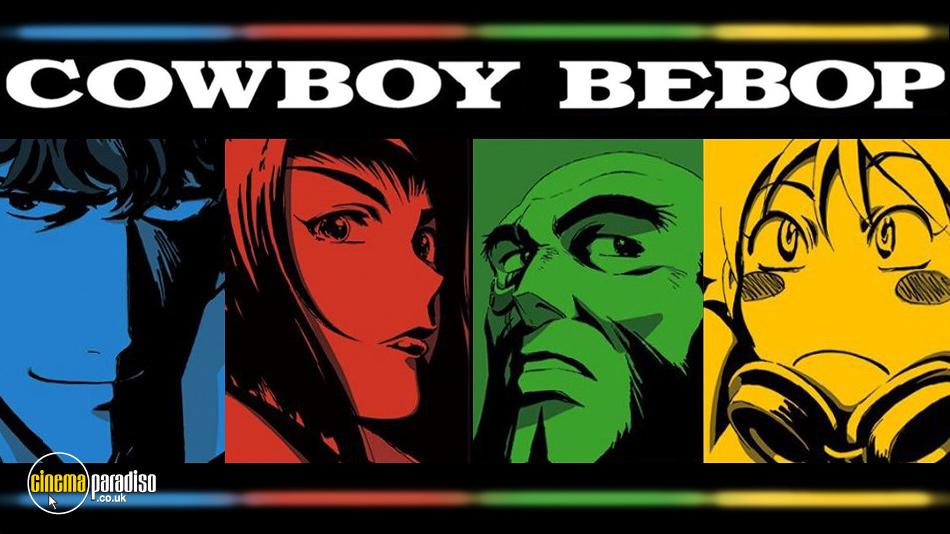 Cowboy Bebop Series online DVD rental